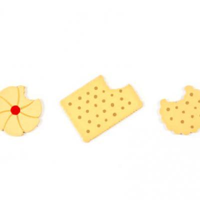 Confettis de table gâteau (x12) REF/DEC578