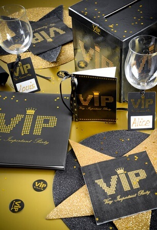 Confettis de table vip 2