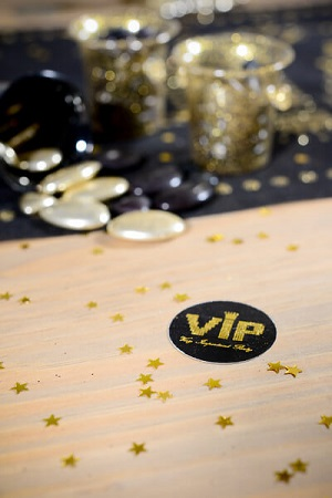Confettis de table vip 5