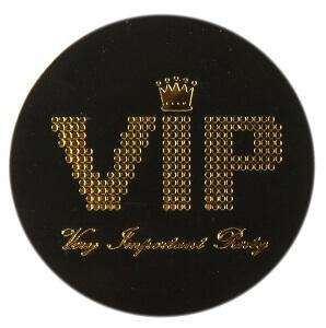 Confettis de table VIP (x50) REF/4251