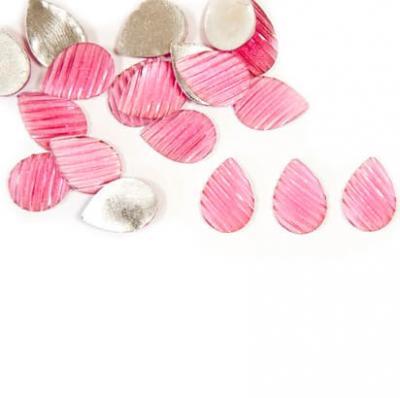 Confettis goutte d'eau fuchsia (x20) REF/DEC683