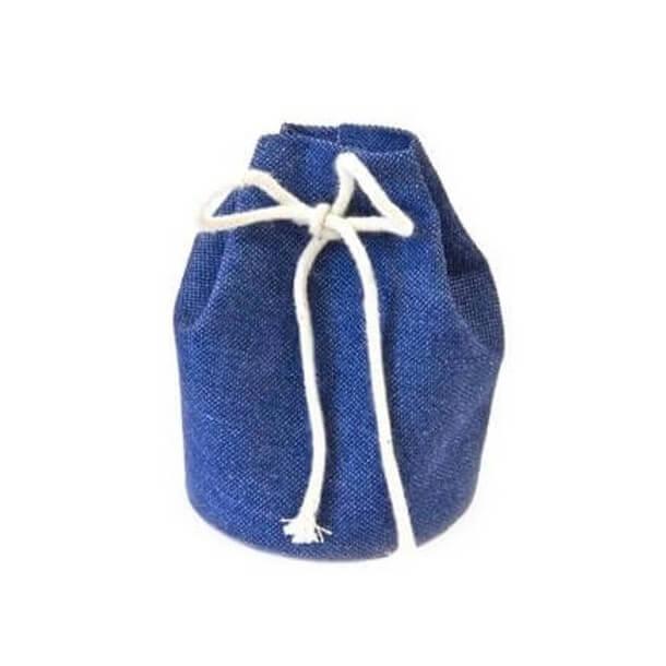 Contenant sac marin bleu royal