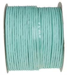 Bobine papier cordon laitonné mint (x1) REF/2718