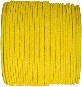 Bobine papier cordon laitonné jaune (x1) REF/2718