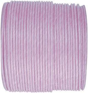 Bobine papier cordon laitonné parme (x1) REF/2718