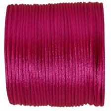 Cordon fuchsia queue de rat 2mm x 25m (x1) REF/3117