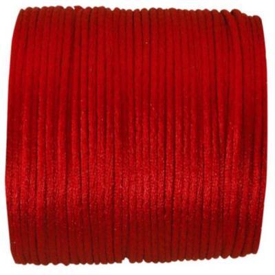 Cordon rouge queue de rat 2mm x 25m (x1) REF/3117