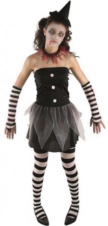 Costume ado Halloween: Sorcière (x1) REF/83677