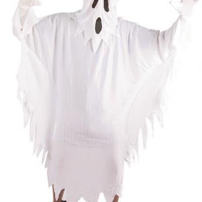 Costume adulte: Fantôme (x1) REF/91007