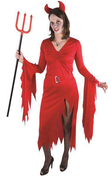 Costume adulte femme diablesse