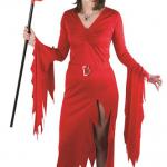 Costume adulte Halloween XL: Diablesse (x1) REF/13085