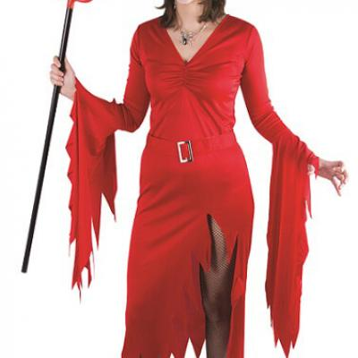 Costume adulte Halloween XL: Diablesse (x1) REF/13085