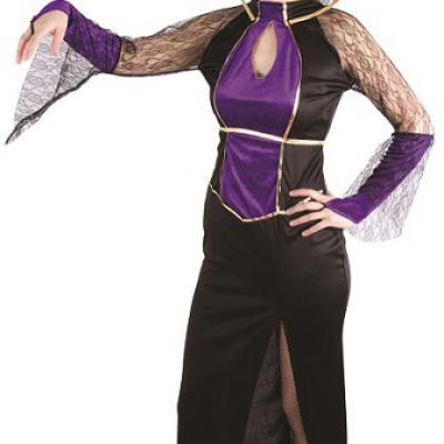 Costume adulte XL: Reine (x1) REF/13136