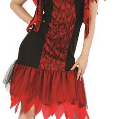 Costume adulte: Diablesse (x1) REF/99503