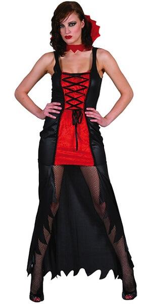Costume adulte vampiresse sexy