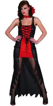 Costume adulte luxe: Vampiresse sexy, T.42 (x1) REF/83250