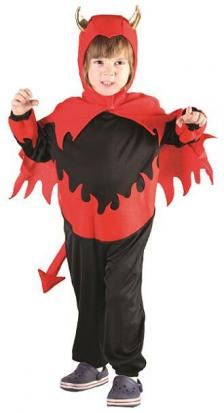 Costume baby Halloween: Diable (x1) REF/92767