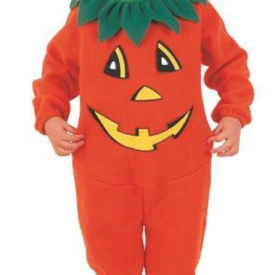 Costume Halloween 1-2ans: Citrouille (x1) REF/82790