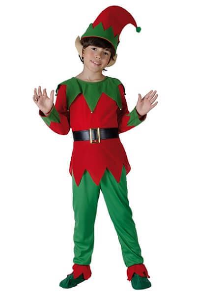 Costume enfant garcon lutin
