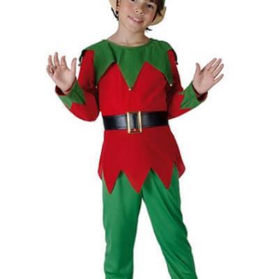 Costume enfant: Elfe (x1) REF/87259