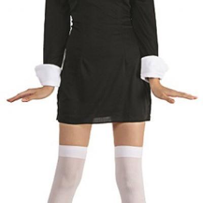 Costume adulte XL: Mercredi (x1) REF/86934