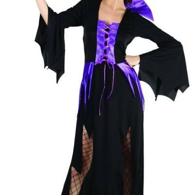 Costume adulte XL: Sorcière maléfique (x1) REF/86897