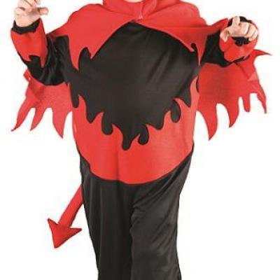 Costume baby Halloween: Diable (x1) REF/92768