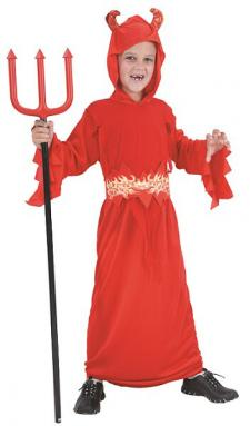Costume enfant S: Diable (x1) REF/87387