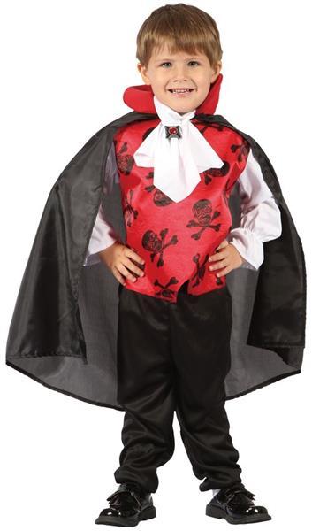 Costume garcon vampire