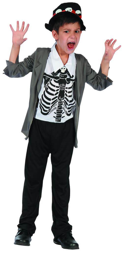 Costume garcon zombie