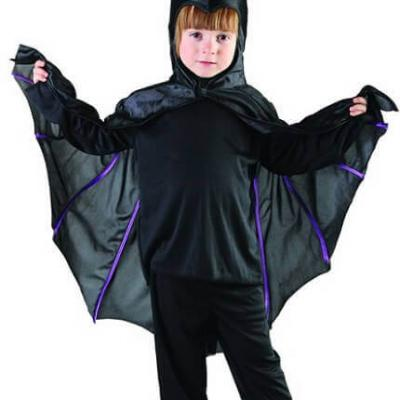 Costume Halloween 3-4ans: Chauve-souris (x1) REF/82743