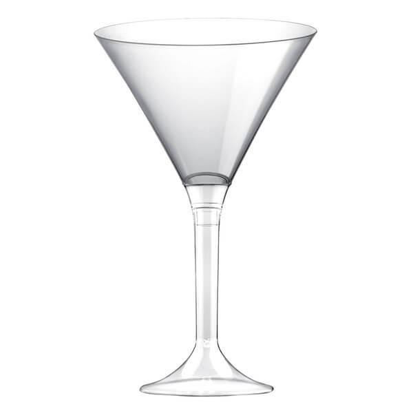Coupe aperitive transparente 185ml