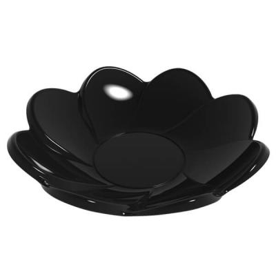Coupelle marguerite noire 40ml (x25) REF/56118