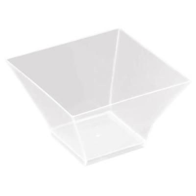 Coupelle Pagode transparente 350ml (x12) REF/56105