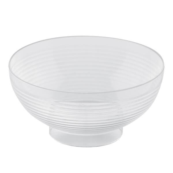 Coupelle transparente mini bol pour verrines