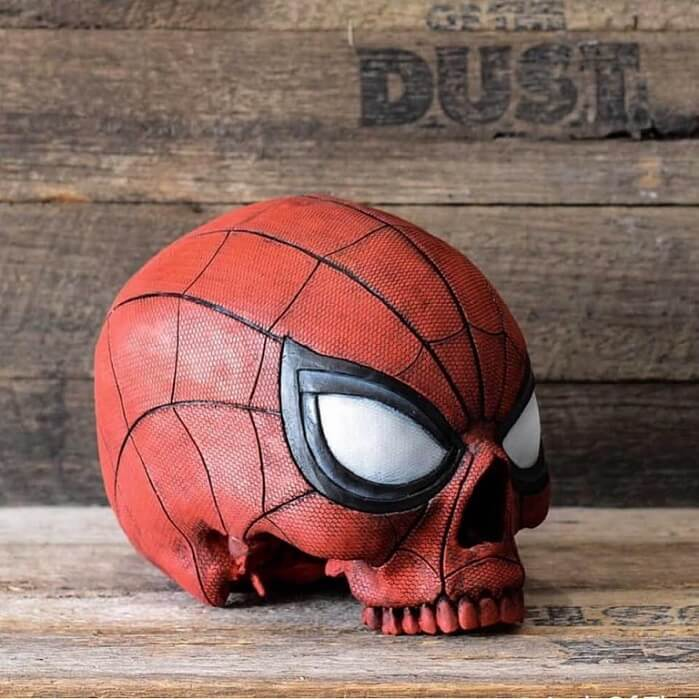 Crane halloween spiderman marvel sony