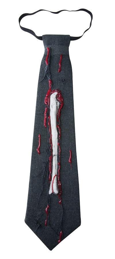 Cravate halloween