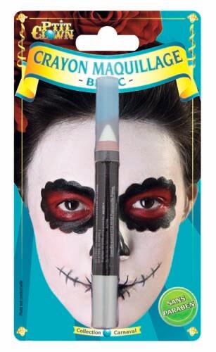 Crayon maquillage blanc 1