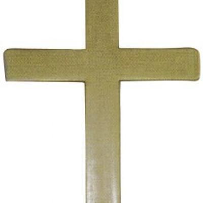 Croix de moine or (x1) REF/60426