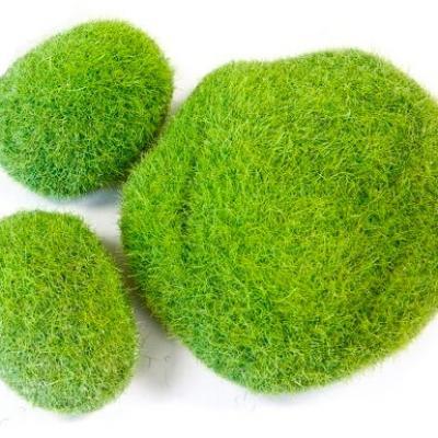 Décor pelouse verte (x3) REF/DEC607