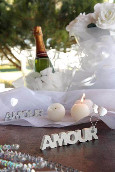 Decoration amour