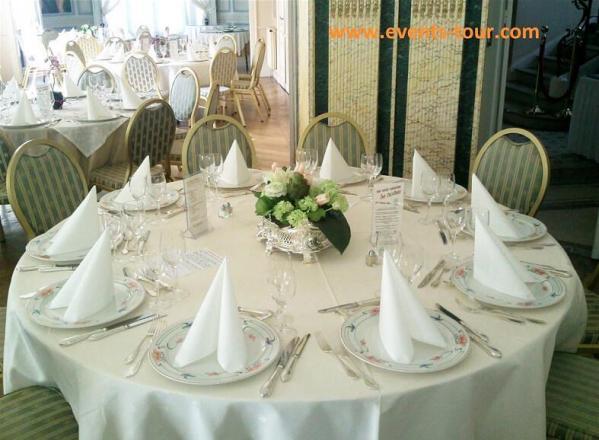 Decoration de mariage elegant avec decoratrice en nord pas de calais