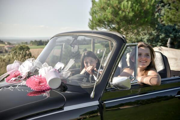 Decoration de voiture mariage nord pas de calais