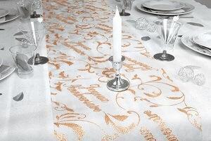 Decoration fete anniversaire cuivre