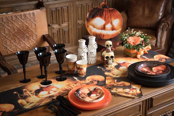 Decoration horreur halloween