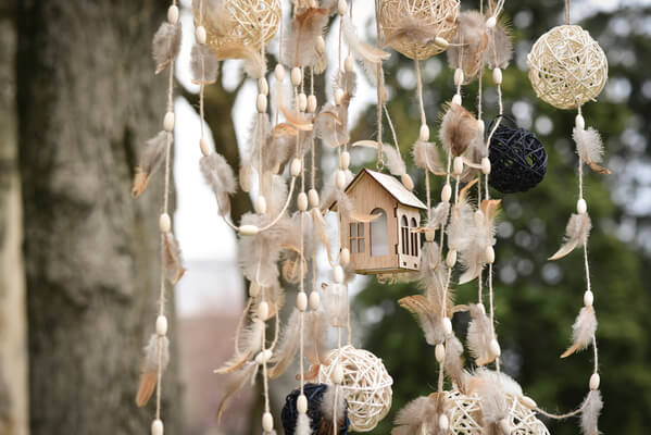 Decoration mariage chic