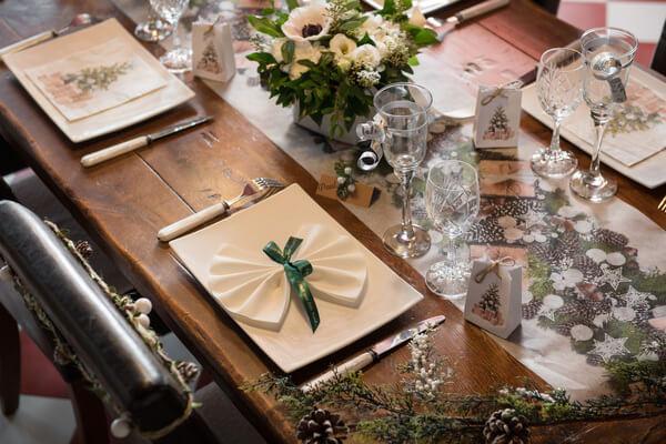 Decoration mariage pour noel