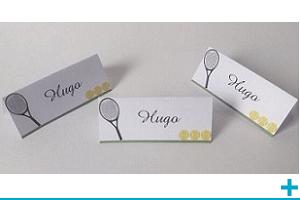 Decoration marque place chevalet personnalisable pour fete