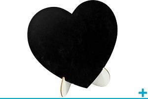 Decoration marque table mariage et st valentin