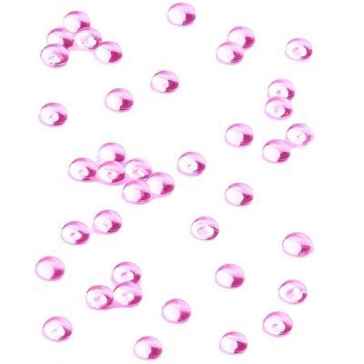 Perle de pluie rose fuchsia (x80grs) REF/DEC402